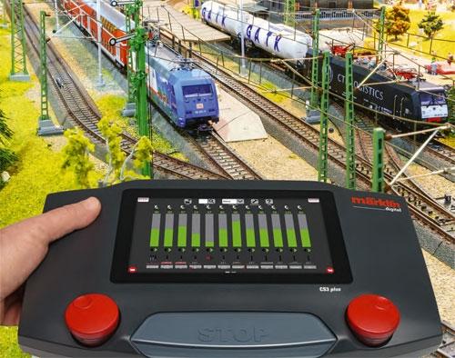 Marklin CS3 Controller