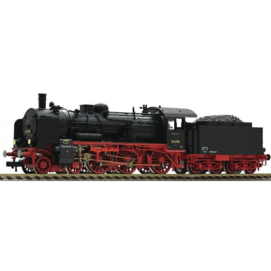 FLEISCHMANN - 416803 - Steam loco class 38.10 DR DRG EpII