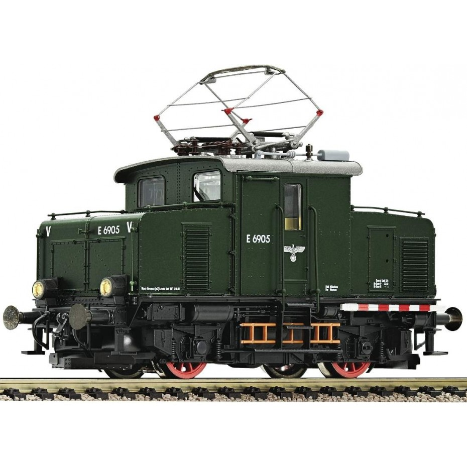 FLEISCHMANN - 430072 - Electric Locomotive E 69.05 DCC Sound DRB EpII