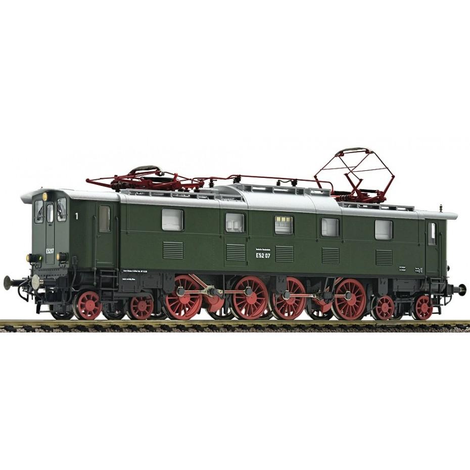 FLEISCHMANN - 435271 - Electric locomotive E 52, DCC Sound - DB - HO Gauge - Ep III