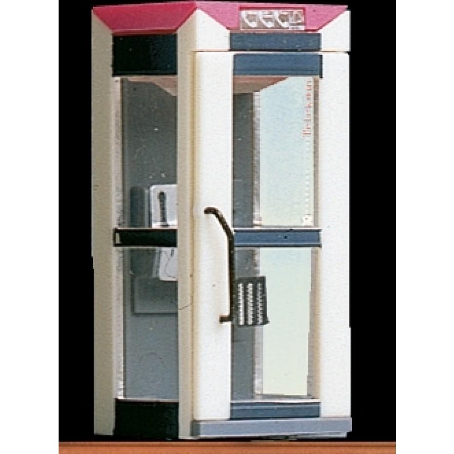 BRAWA - 5444 - H0 Telekom Telephone Box