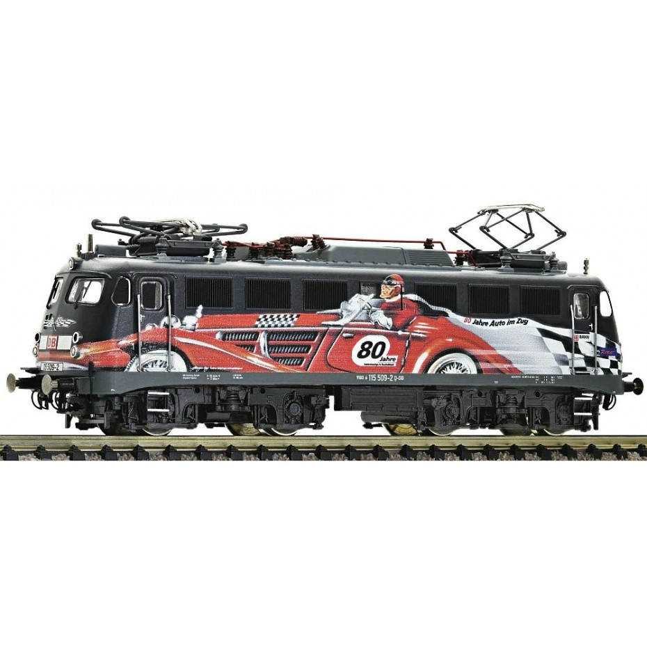 FLEISCHMANN - 733876 - Electric Locomotive 115 509 DB AG - N Gauge - Ep VI