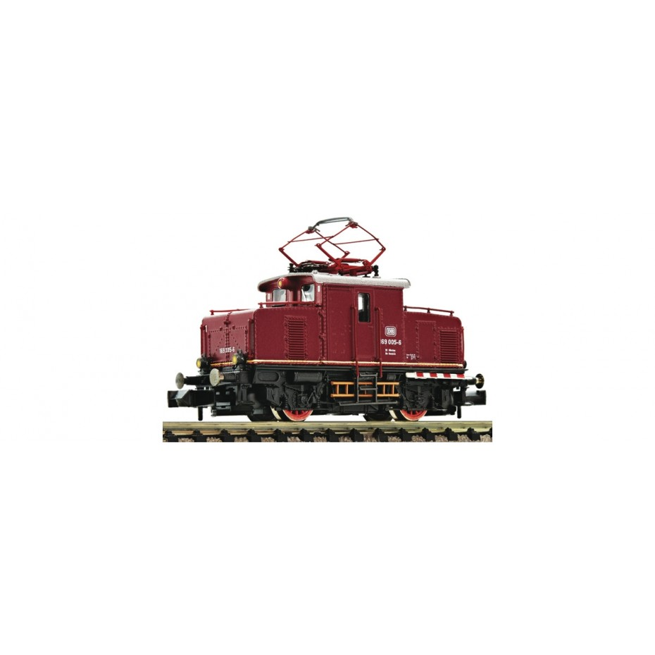 FLEISCHMANN - 737186 - Rack-and-pinion loco,DCC - DB - N Gauge - Ep IV