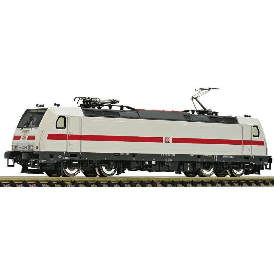 FLEISCHMANN - 738806 - Electric Locomotive BR 146.5 der DB-AG DB-AG EpVI (N SCALE)