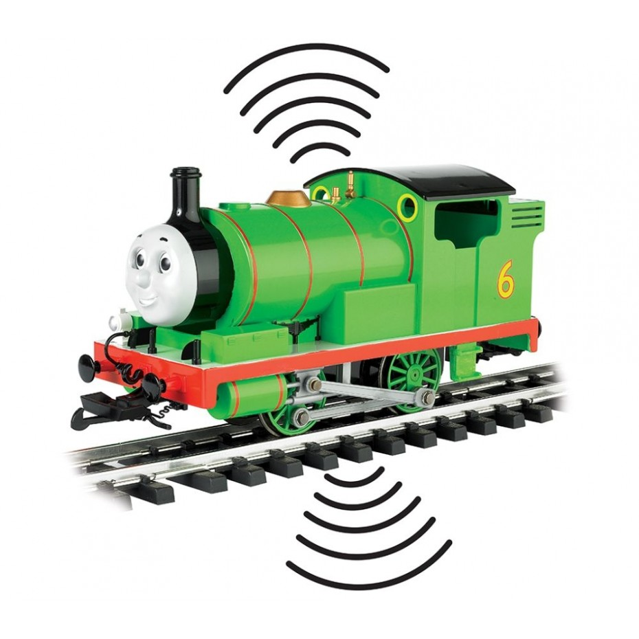 BACHMANN - 91422 - PERCY (with moving eyes) - G GAUGE