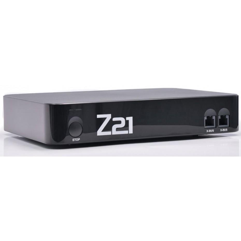 ROCO -10820 - Digital Controller Center Z21 BLACK - All Scales