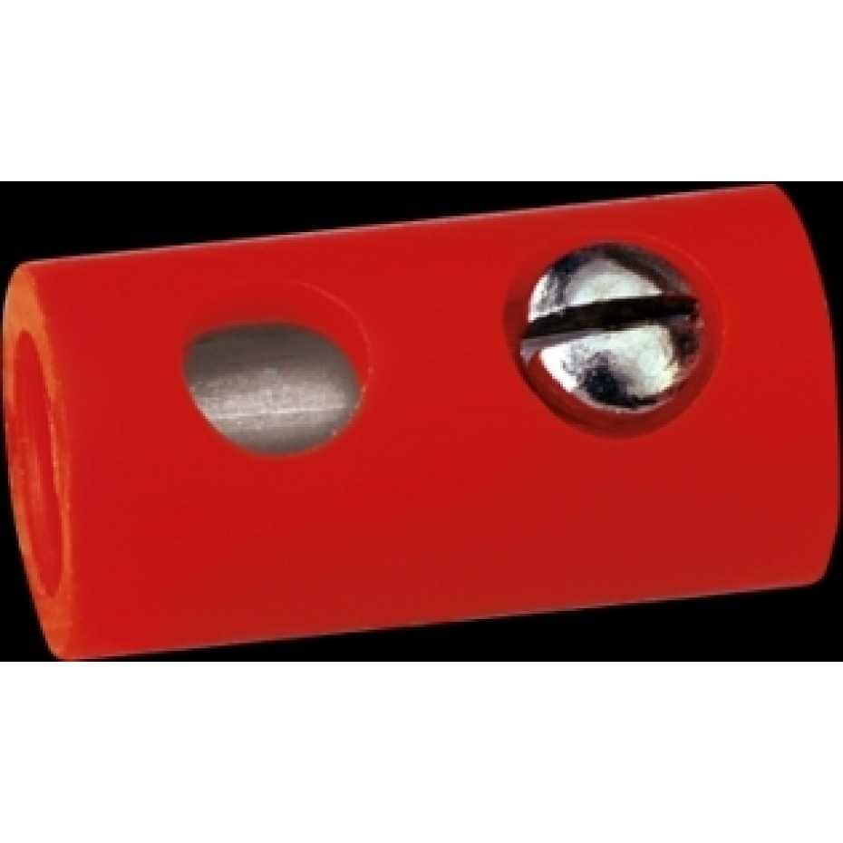 BRAWA - 3742 - New Marklin Socket, red [10 pieces]