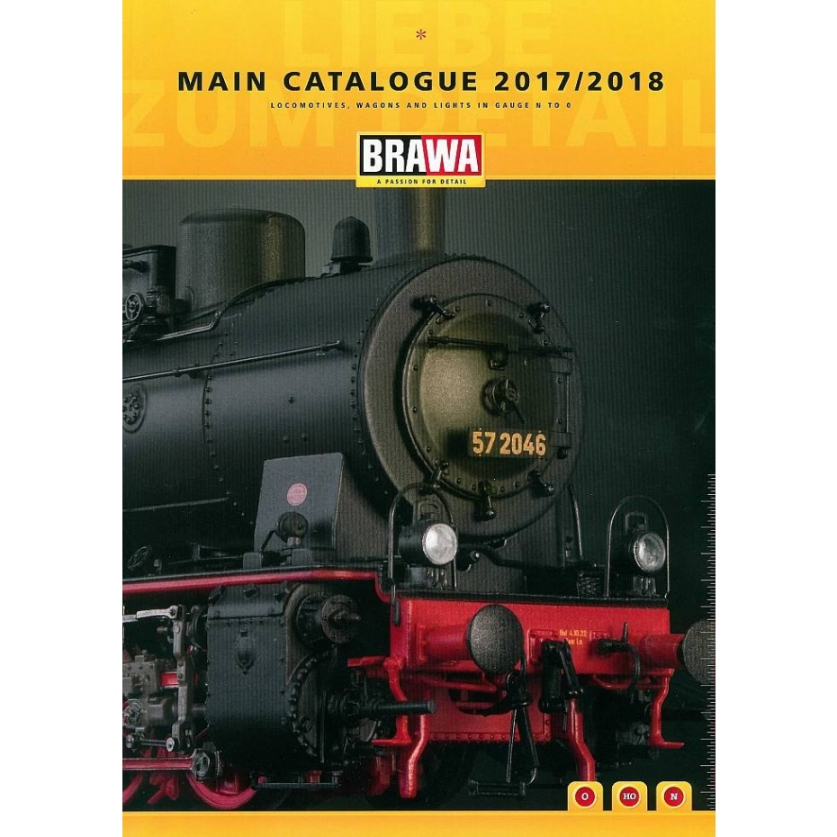 BRAWA - 0117.1 - BRAWA Main Catalogue 2017/2018, english