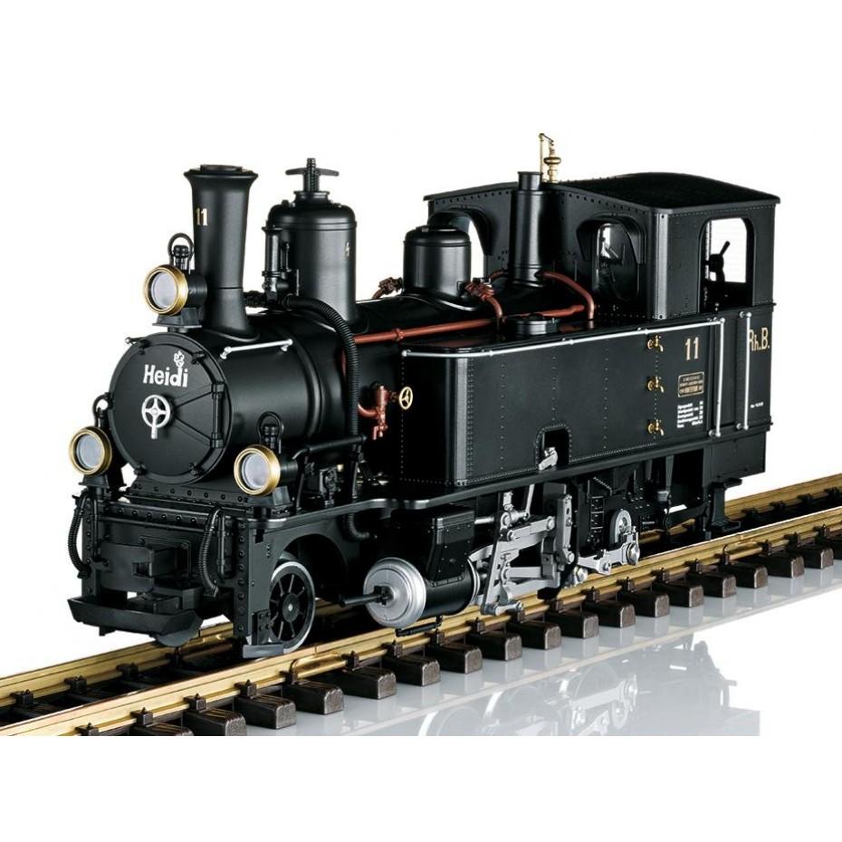 LGB - 20274 - Steam Loco G 3/4 Heidi RhB DCC Sound , G gauge 1:22.5