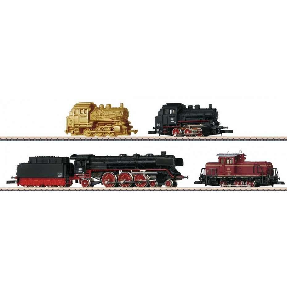 MARKLIN - 81972 - 40 Years of Mini-Club Anniversary Set. Z gauge