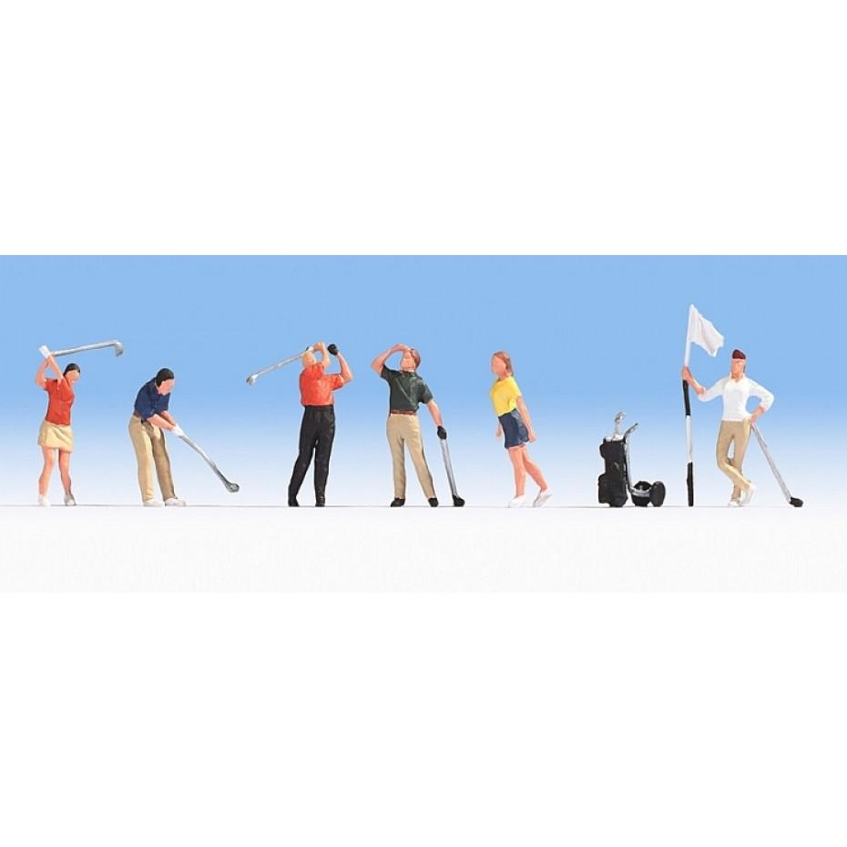 NOCH - 15885 Golfers H0