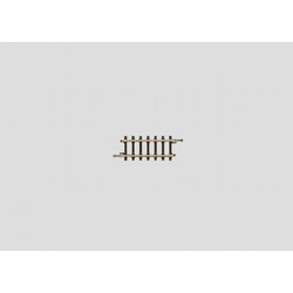 MARKLIN - 08504 - Track Straight. 25 mm Z Scale 1:220