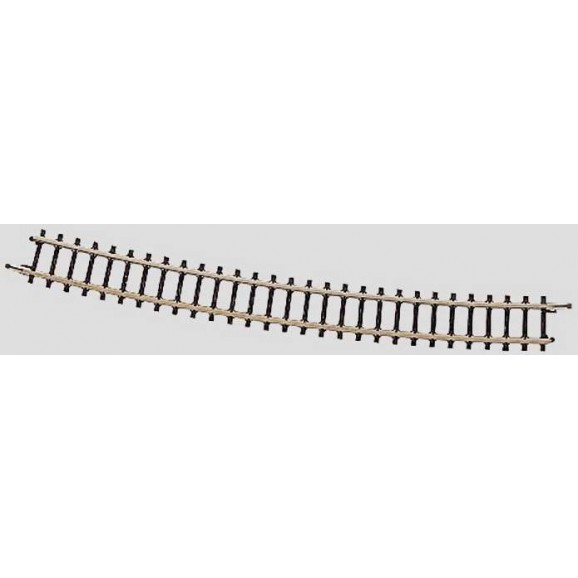 MARKLIN - 08591 - Track building r490 mm 13 gr. Z Scale 1:220