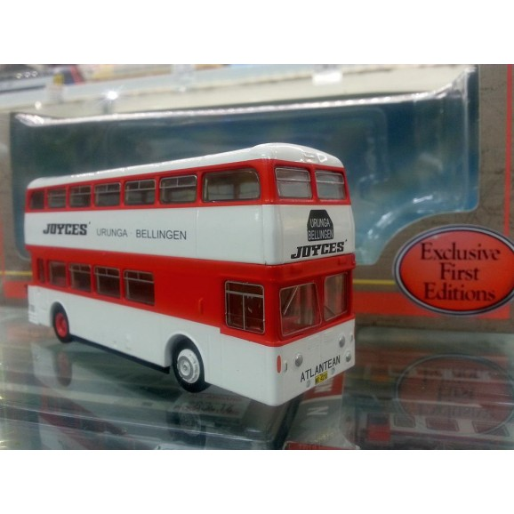 FIRST EDITION - E16527 - LEYLAND MCW ATLANTEAN JOYCES BUSES NSW