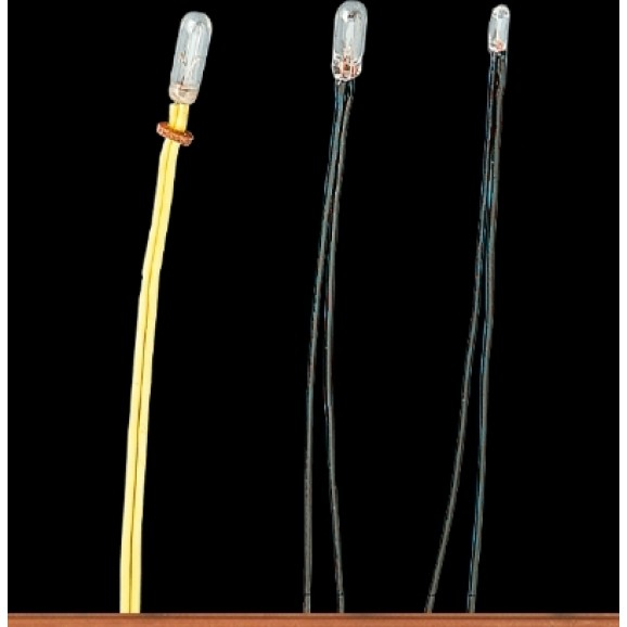 BRAWA - 3288 - Pea Bulb with 2 Cable, 16V