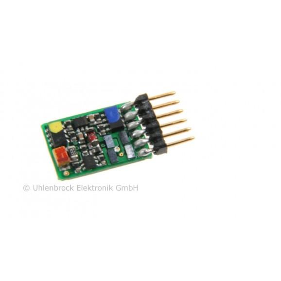 UHLENBROCK - 73415-Mini decoder, Multi, DC, regulator