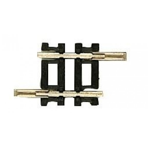 FLEISCHMANN - 22207 - N-track straight, VP 12, 17.2mm - - N Gauge -