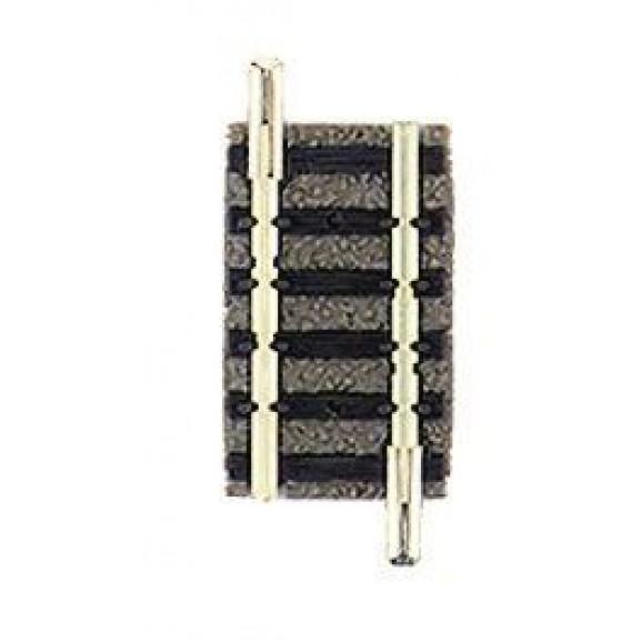 FLEISCHMANN - 9104 - Track straight, 27.7 5mm - - N Gauge -