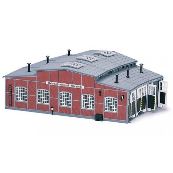 FLEISCHMANN - 9475 - Kit: roundhouse F. 9152 N Gauge