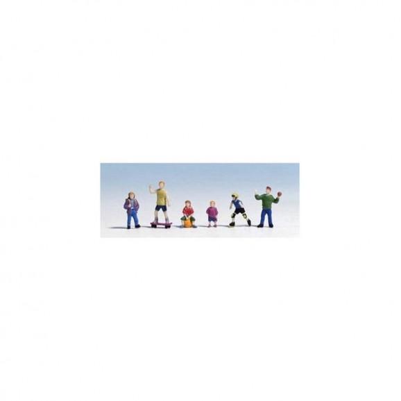 NOCH - 15810 Playing Children H0