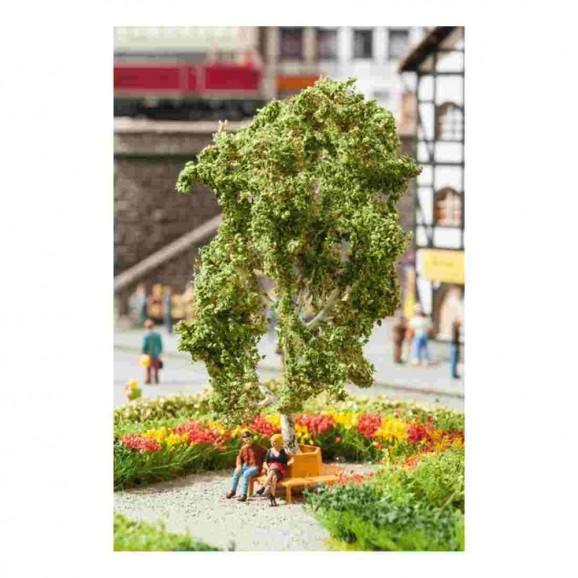 NOCH - 21642 Tree with Circular Bench H0