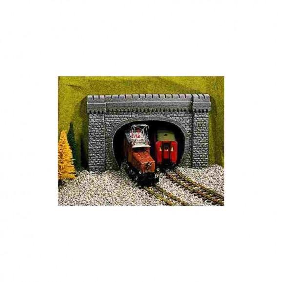 NOCH - 67360 - Tunnel Portal, double track,64 x 37 cm