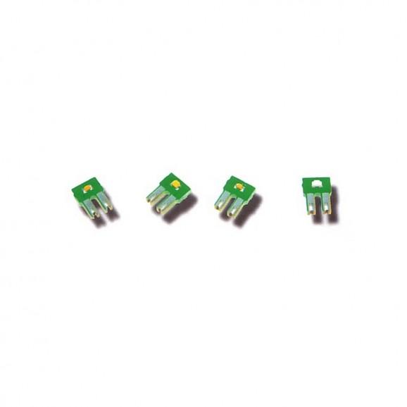 UHLENBROCK - 67410 - 4 LED-circuit boards white