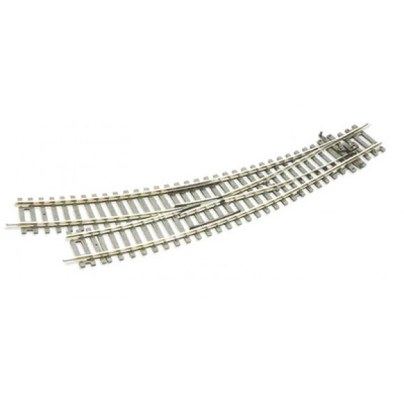 PECO - ST244 - R/H CURVED POINT
