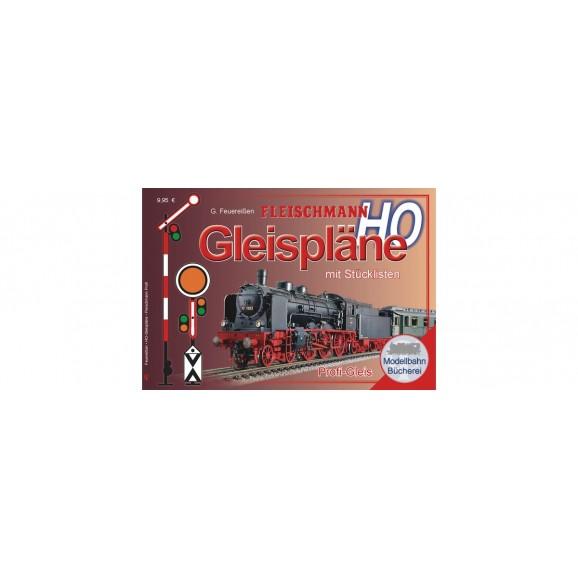 FLEISCHMANN - 81398 - Fleischmann track plan H0 N Gauge