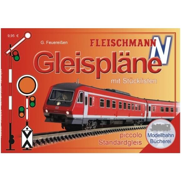 FLEISCHMANN - 81399 - Fleischmann track plan N N Gauge