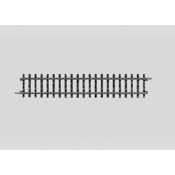 MARKLIN - 02207 - Track Straight. 156 mm HO 3 rail