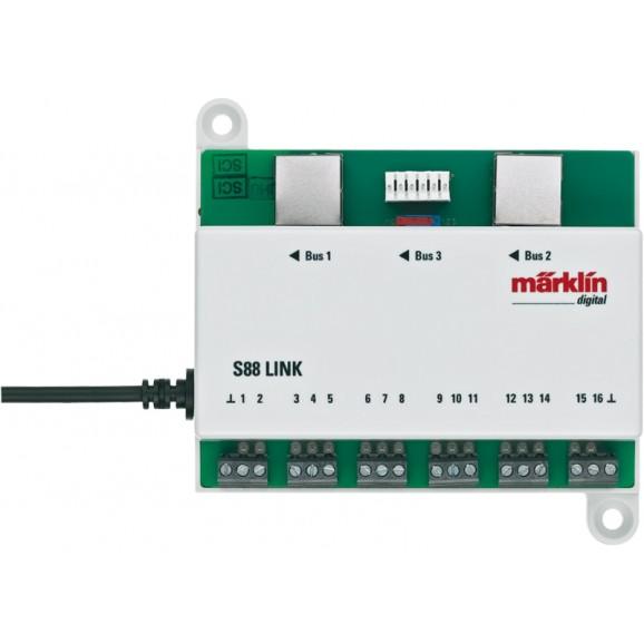 MARKLIN - 060883 - Link L88 (S88) HO 3 rail