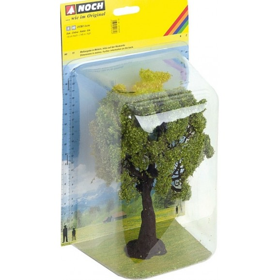 NOCH - 21761 Oak Tree, 19 cm high 0,H0