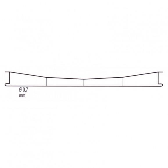 SOMMERFELDT - 140 - OVERHEAD WIRE 0.7 x 180MM HO