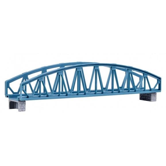 VOLLMER - 47302 - N Steel arch bridge, straight