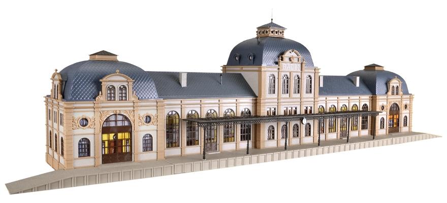 HO Station / Yard structures