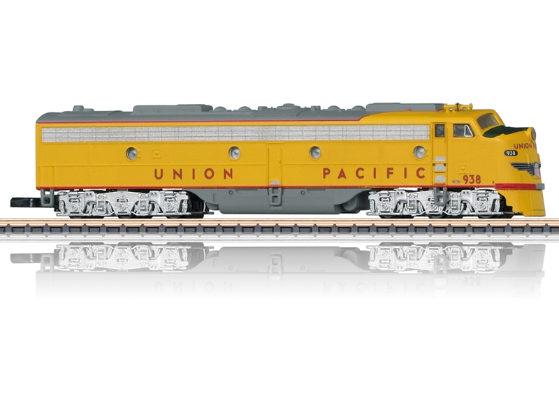 Locomotives Z Scale