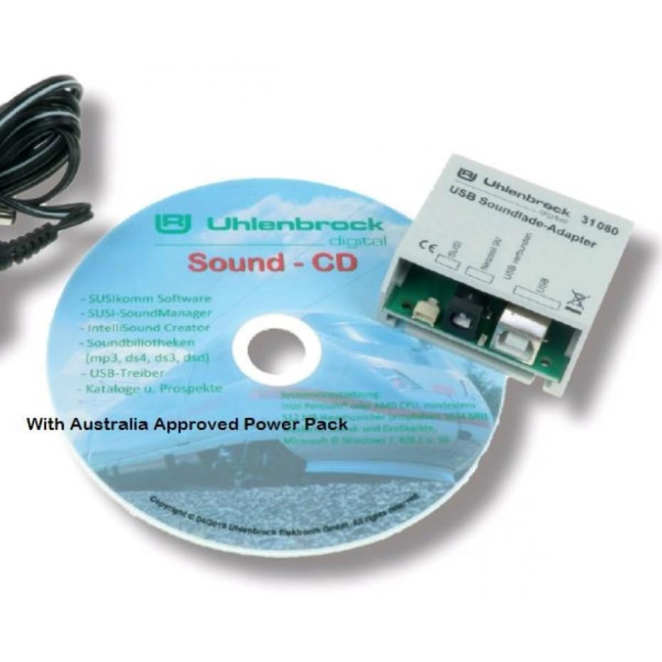 UHLENBROCK - 31080 - IntelliSound USB Loader