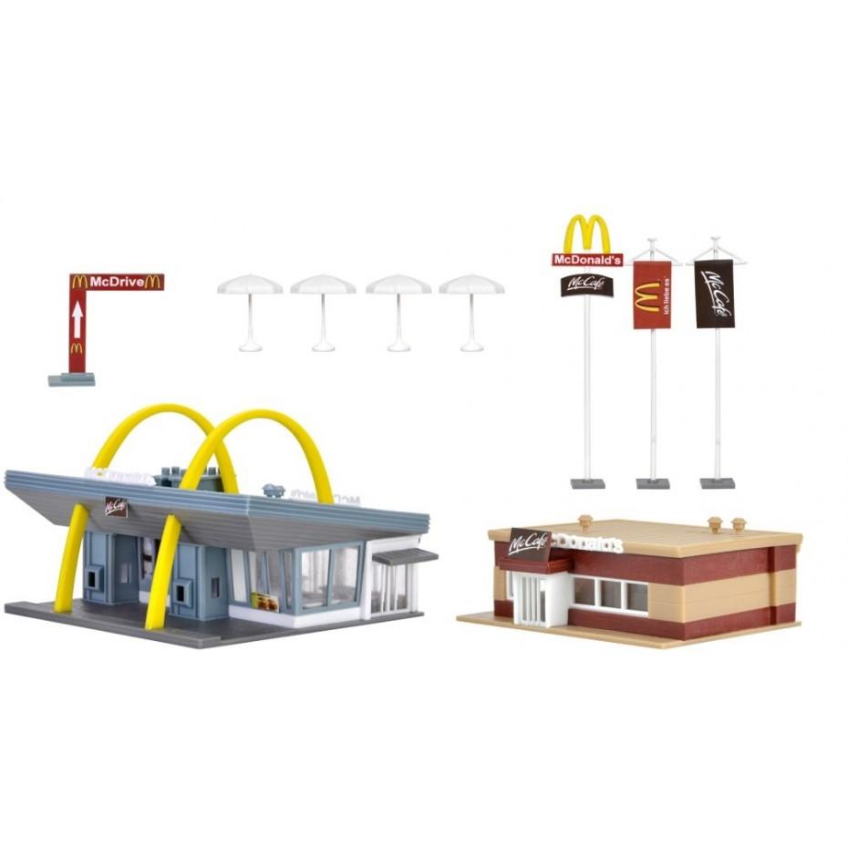 Vollmer - 47766 - N McDonald´s fast food restaurant with McCafé