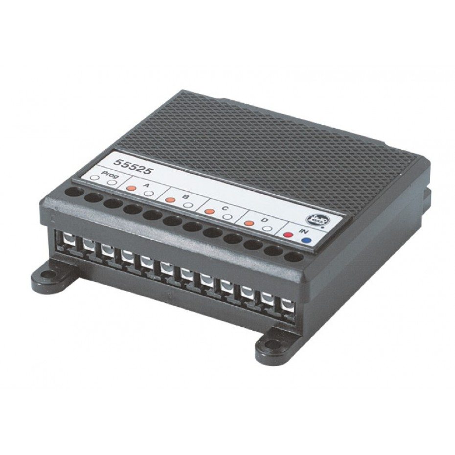LGB - 55525 - MTS,MFX Switch 4 channel G Gauge 1:22.5