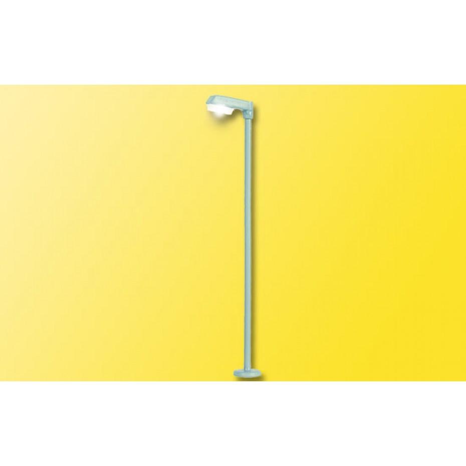 Viessmann - 6497 - N Street light modern, LED white