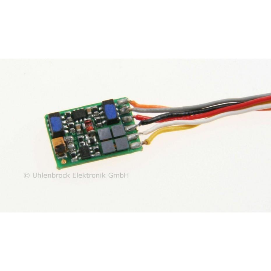 UHLENBROCK - 73405-Mini decoder, Multi, DC, regulator