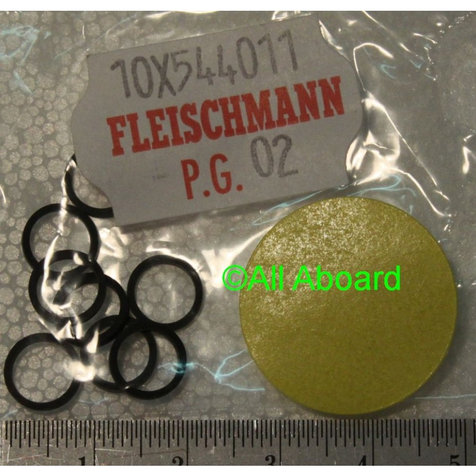 FLEISCHMANN - 544011 - HO TYRES (10)