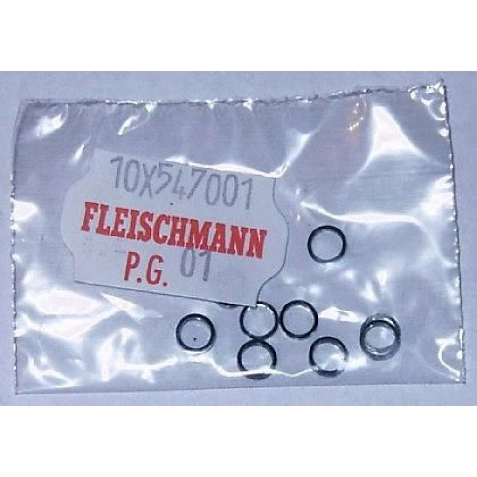 FLEISCHMANN - 547001 - N Gauge TYRES (10)