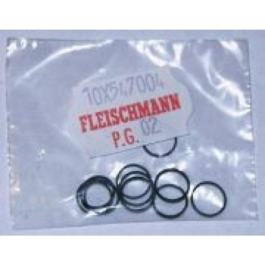 FLEISCHMANN - 547004 - N Gauge TYRES (10)