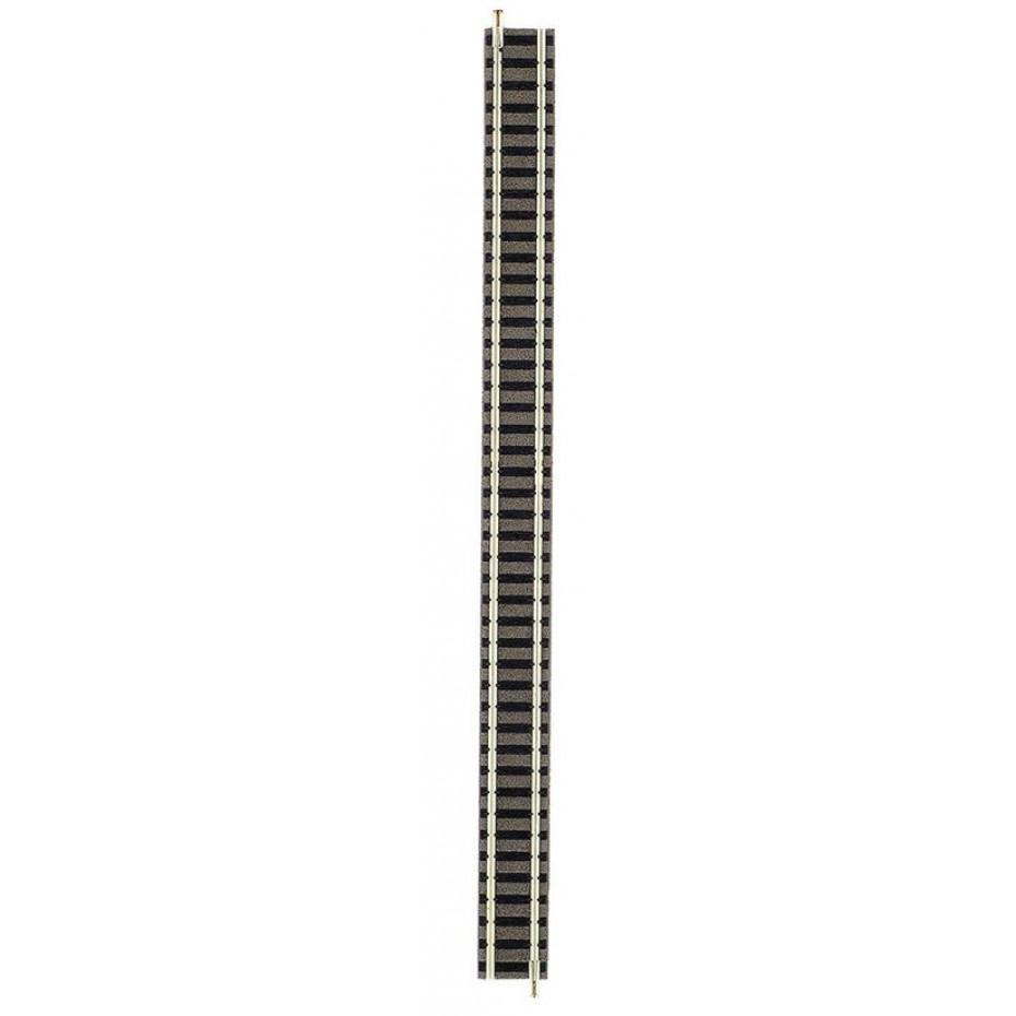FLEISCHMANN - 9100 - Track straight, 222 mm PU 20 N Scale