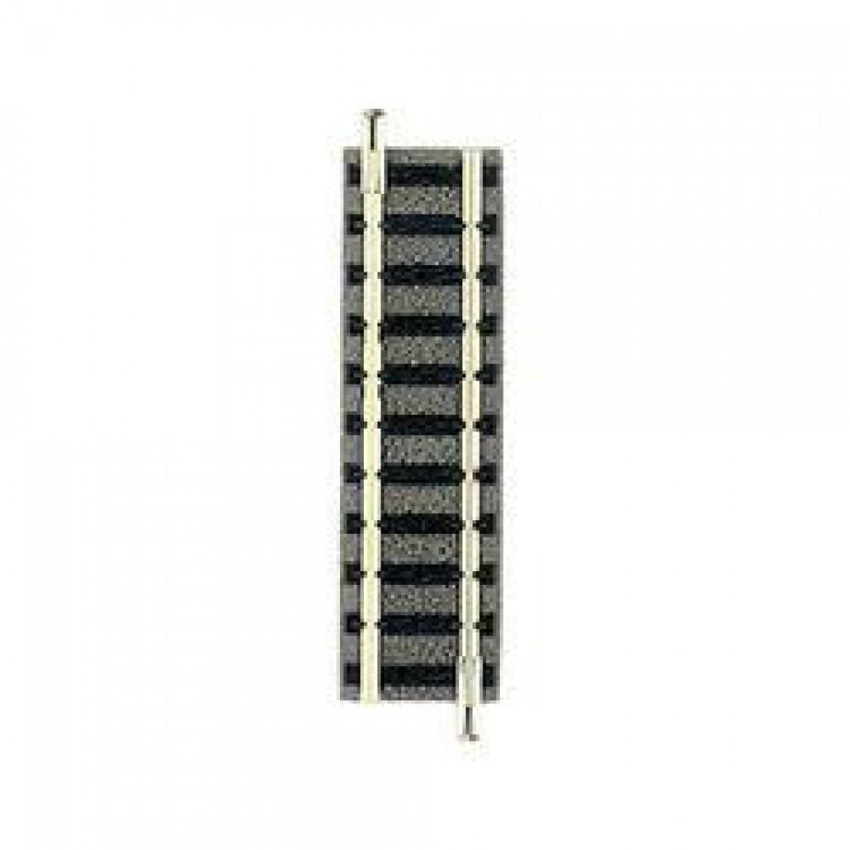 FLEISCHMANN - 9102 - Track straight, 57,5 mm PU 20 N Scale