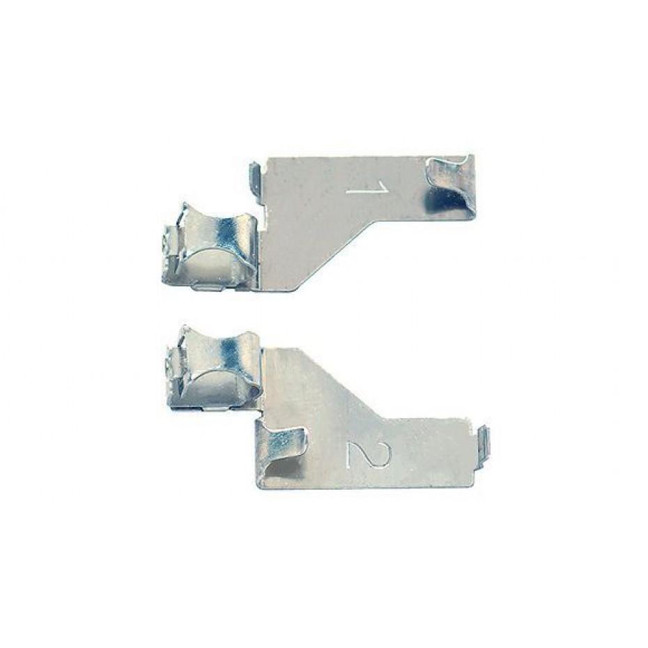 FLEISCHMANN - 9400 - Feeder clip 2x1 pole PU 10 N Scale