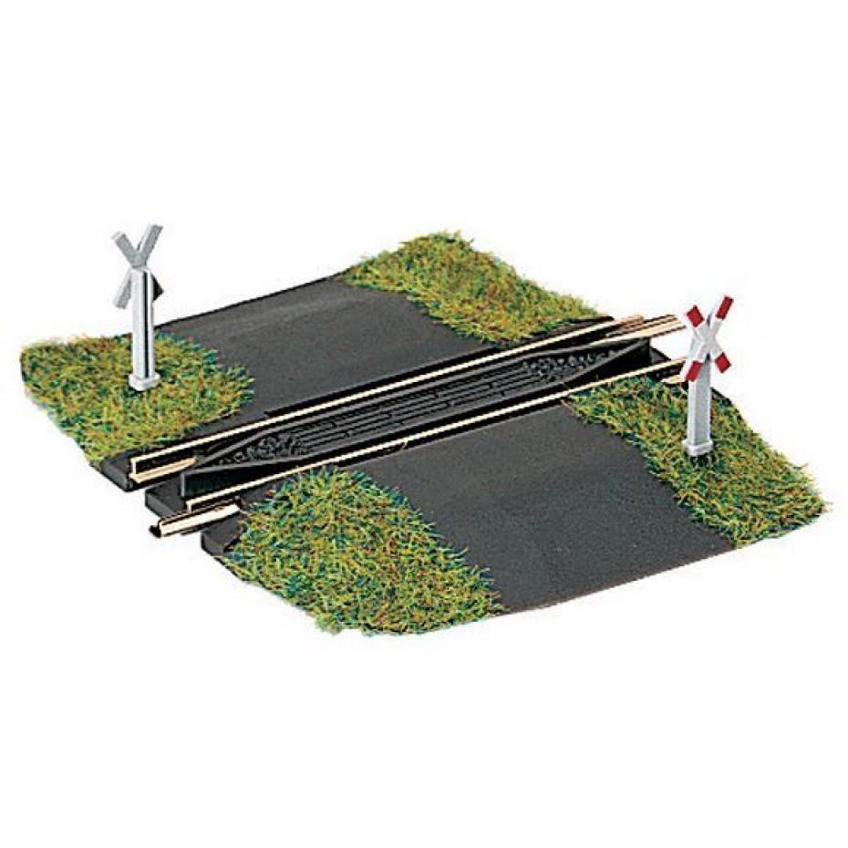 FLEISCHMANN - 9499 - Rail crossing no gates N Scale