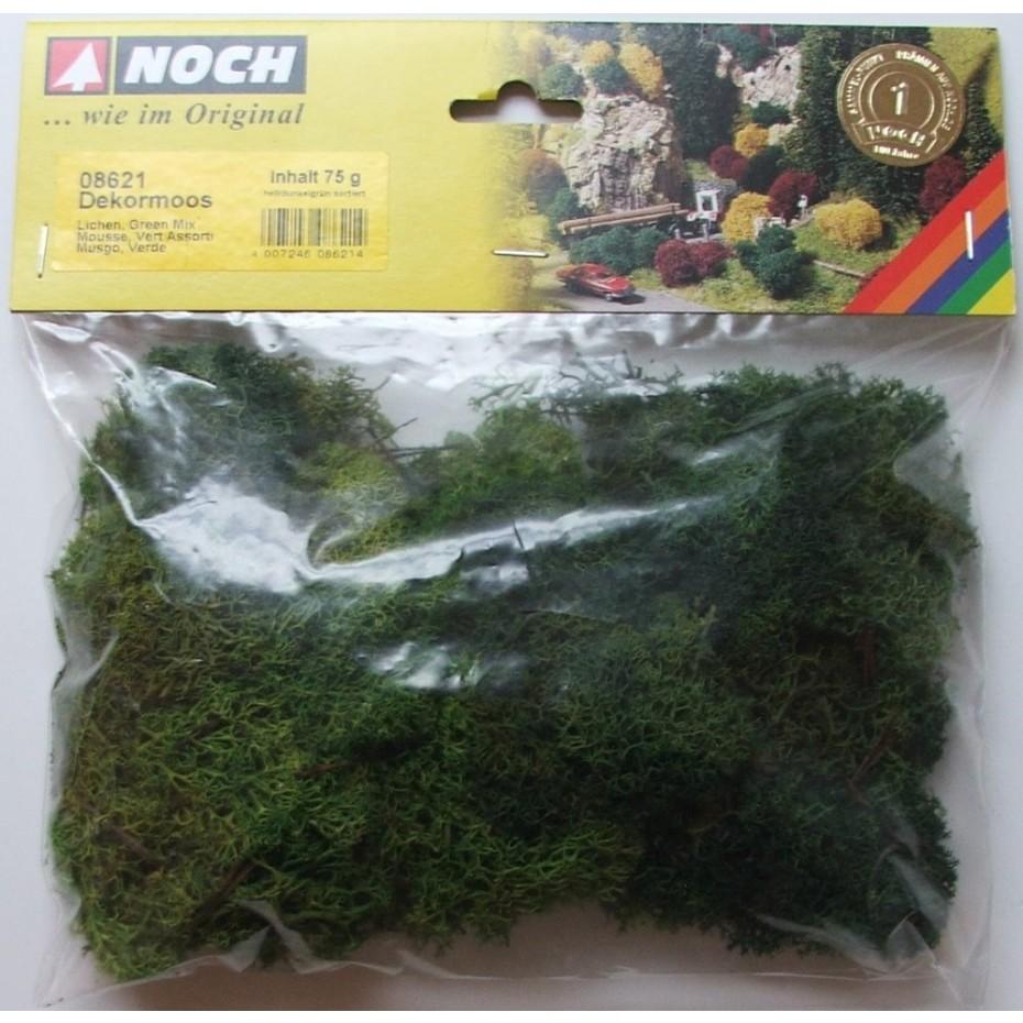NOCH - 08621 - Lichen green mix, 75 g G,0,H0,H0E,H0M,TT,N,Z